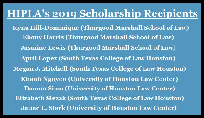 Houston Intellectual Property Law Association - Home
